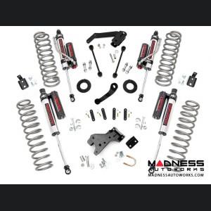 "Jeep Wrangler JK Unlimited Suspension Lift Kit w/Vertex Reservoir Shocks - 4"" Lift"